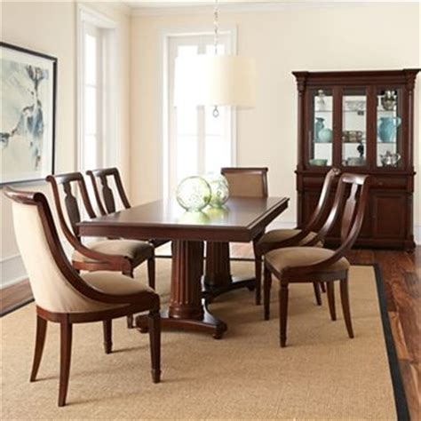 jcpenney dining room edinburgh pedestal dining set jcpenney furniture for