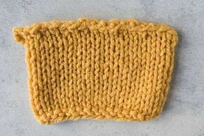 how do you finish a knitting project how to knit a chunky scarf favecrafts