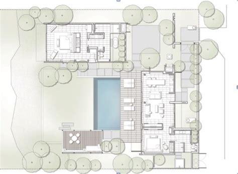 2 bedroom villa floor plan alila villas koh russey i