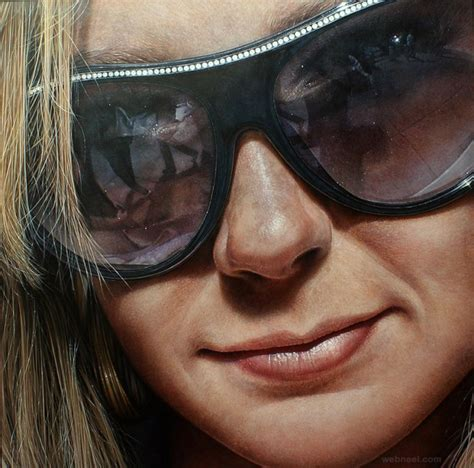 acrylic painting realism 25 stunning mega photo realistic paintings by simon hennessey