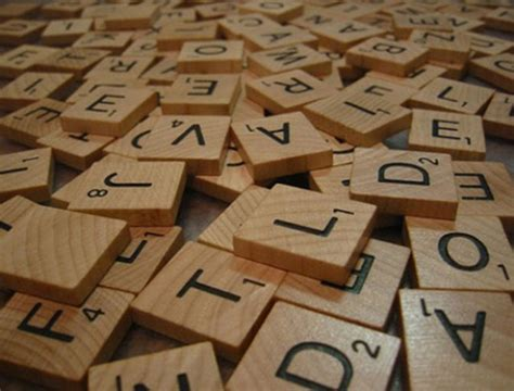 Scrabble Tiles Letters For Crafts Scrapbooking