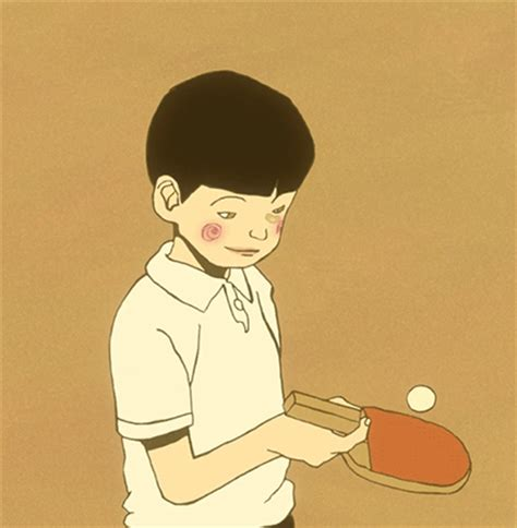 ping pong the animation peco gifs find on giphy