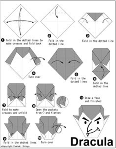 www en origami club 1000 images about origami on bats ghosts and