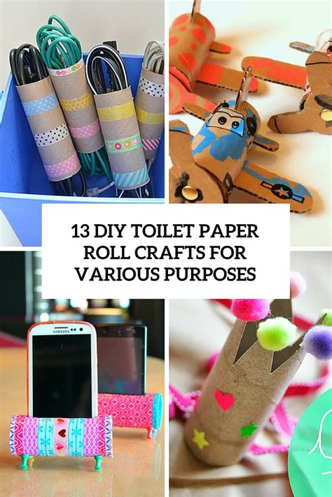 diy toilet paper roll crafts 13 diy toilet paper roll crafts for various purposes