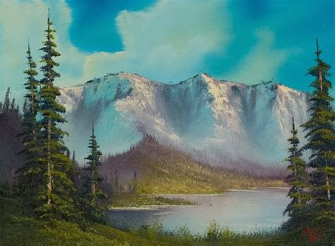 bob ross painting vimeo gallery 4 u bob ross
