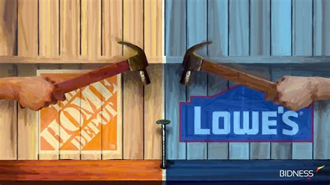 home depot paint vs lowes home depot lowe s offering veterans day sales