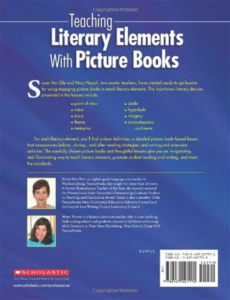 teaching literary elements with picture books teaching literary elements with picture books engaging
