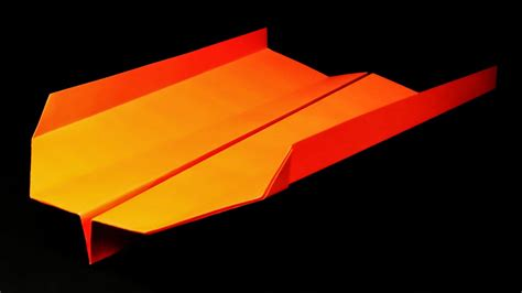 origami boomerang plane how to make a boomerang paper airplane that comes back to