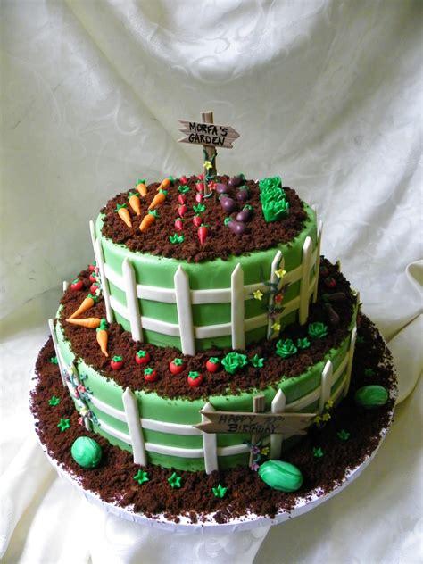 vegetable garden cake ideas vegetable garden birthday cake cakecentral