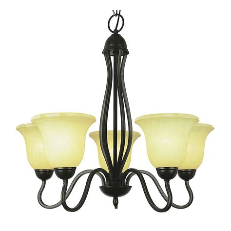 chandeliers home depot canada hton bay bronze hooked 5 light chandelier the home