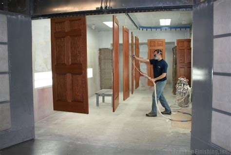 spray booth for woodworking technique spraying shellac woodworking stack exchange