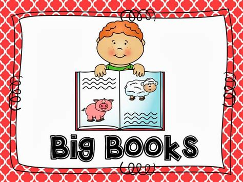 book the big picture mrs jump s class literacy centers part three big book