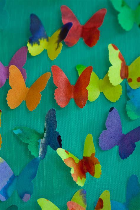butterfly craft craft thursdays butterfly punch
