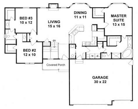 house plans with mudroom plan 1539 3 bedroom ranch w mud room walk in pantry