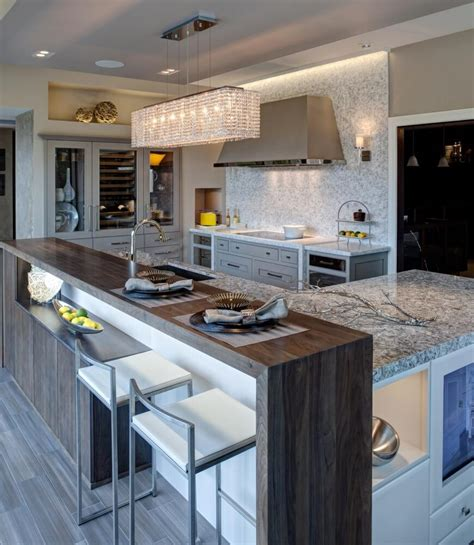 modern kitchen designs with island 32 magnificent custom luxury kitchen designs by drury design