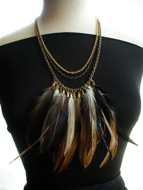 Pretty Plumage Feather Jewelry Variant Soul Jewelry