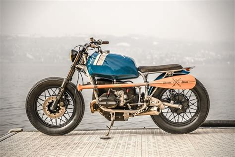 Bmw R65 by Bmw R65 Willoughby 65 By Vtr Customs Hiconsumption