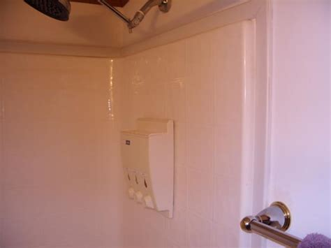 Wood Around Bathtub by Finish Around A Bath Shower Insert Doityourself Com