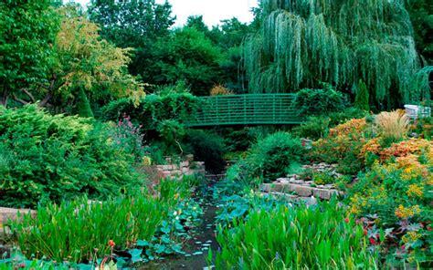 Der Garten Claude Monet In Giverny by Claude Monets 175 Geburtstag Vater Des Impressionismus