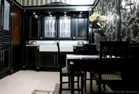 kitchens with black cabinets cabinets for kitchen black kitchen cabinets with