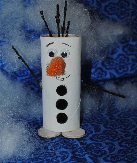 made with toilet paper rolls disney s frozen crafts for