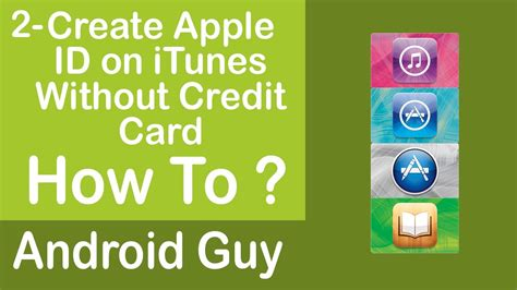 how to make itunes without credit card creating an itunes store app store ibooks store