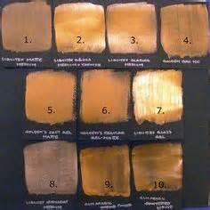 ex tutorial mica powder on powder clay and pearls