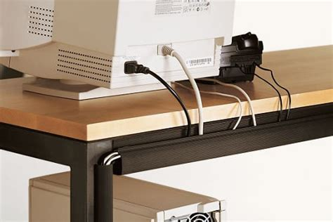 hide computer wires desk cord management straps 7 smart tips on how to hide electronics