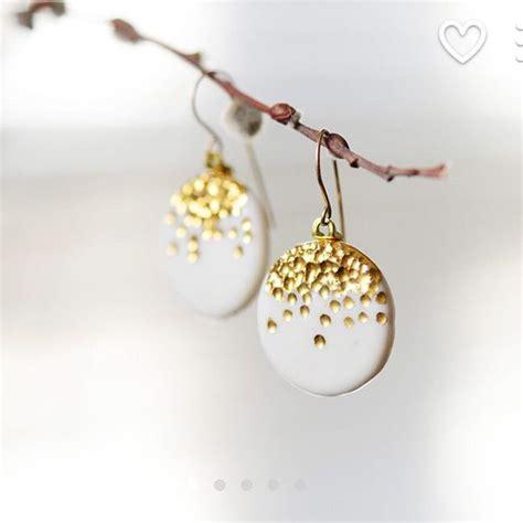 ceramic jewelry diy ceramic earrings reversadermcream