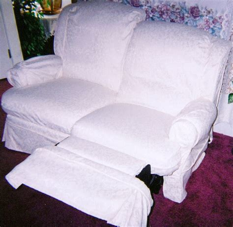 slipcovers for reclining sofas slipcovers for reclining sofa and loveseat home