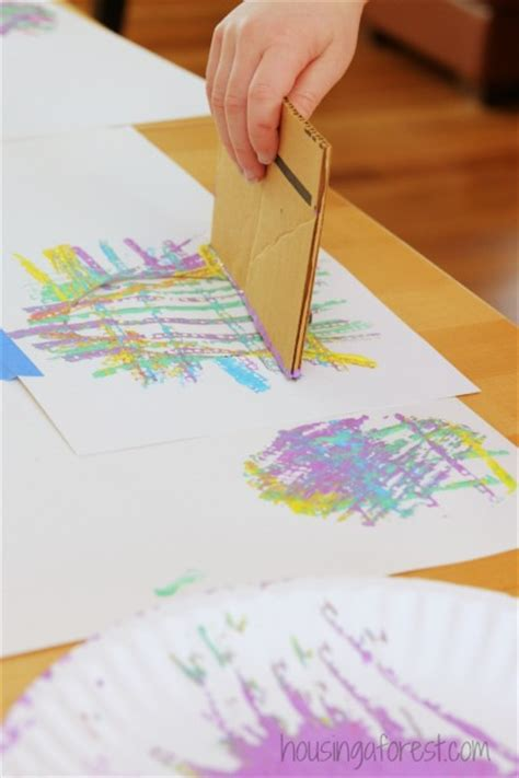 easter craft projects for toddler easter egg crafts housing a forest