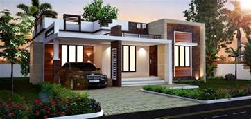 contemporary home plans with photos kerala home design house plans indian budget models