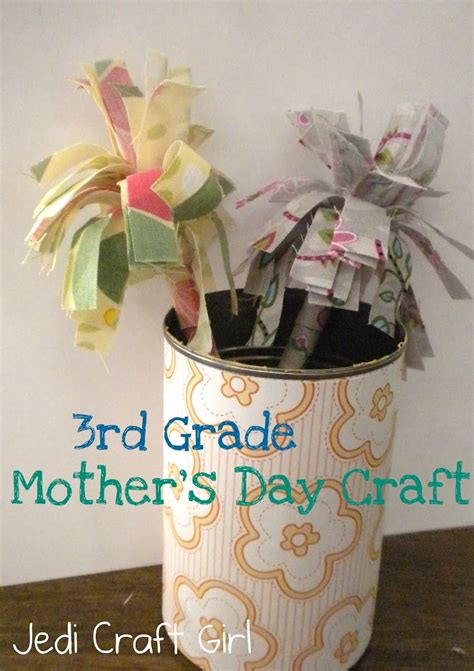 3rd grade crafts 3rd grade mother s day craft