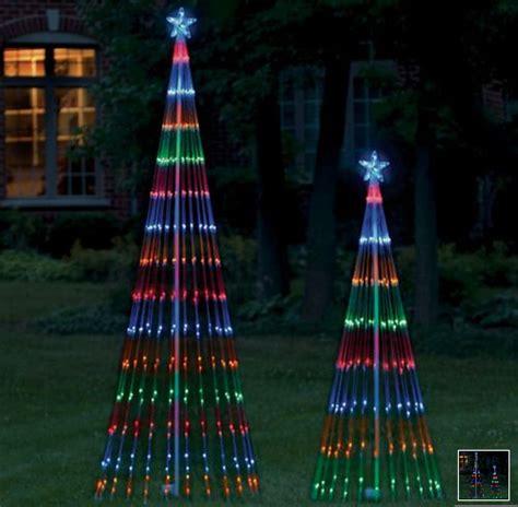 light show trees light show outdoor tree speace