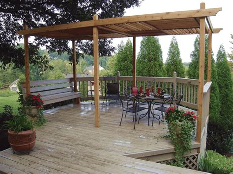 how to make pergola roof 13 free pergola plans you can diy today