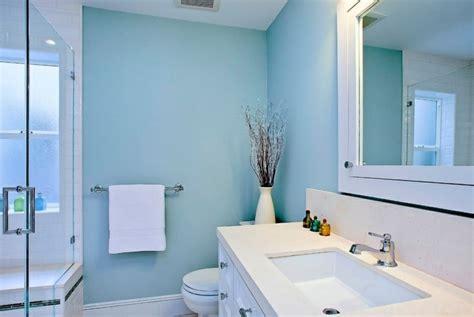 white and blue bathroom ideas ba 241 os de color cincuenta ideas estupendas