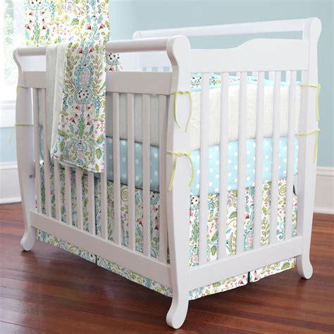 Mini Crib Bedding Sets For by Bebe Jardin 3 Mini Crib Bedding Set Carousel Designs