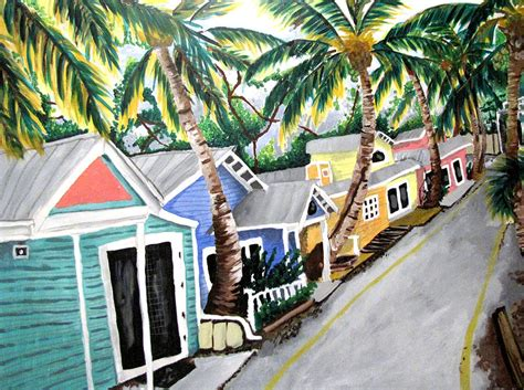 key west painting key west painting by bill de barber