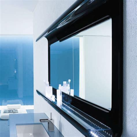 miroir salle de bain lumineux en 55 designs modernes