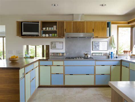 mid century kitchen design tjihome