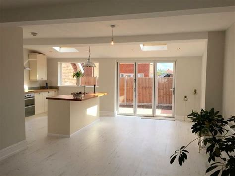 kitchens extensions designs 25 best ideas about open plan kitchen diner on