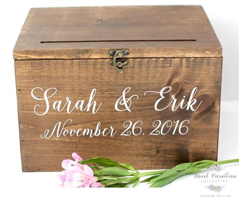 how to make gift card boxes for weddings best 25 wedding card boxes ideas on gift card