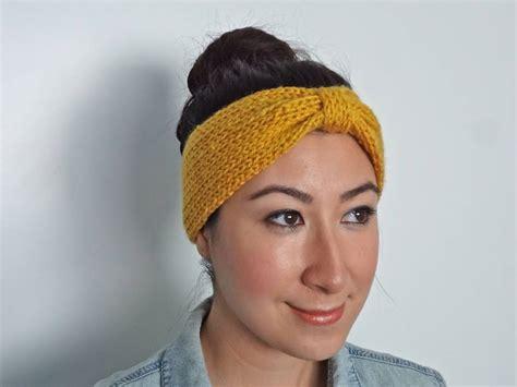 knit headband patterns free knit headband pattern archives lil bit