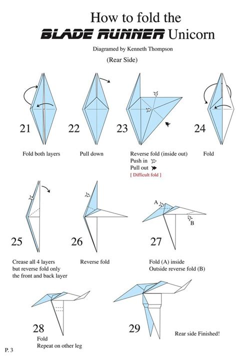 how to make an origami unicorn origami unicorn blade runner 171 embroidery origami