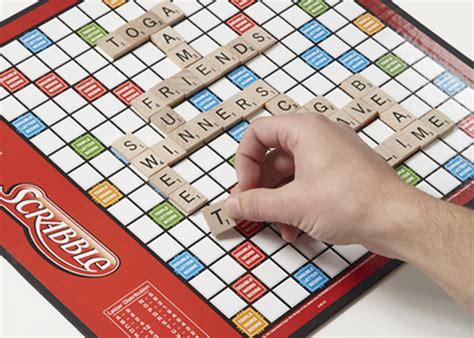10 Words That Will Win You Any Of Scrabble Mental