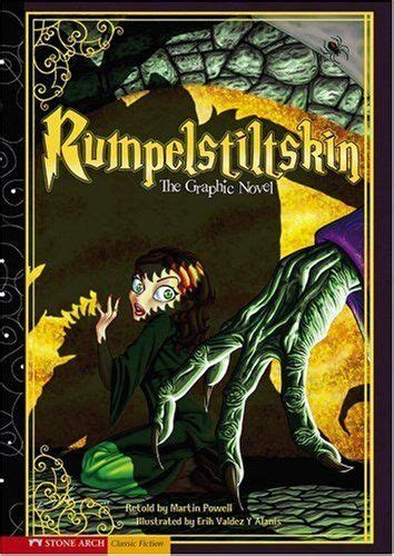 rumpelstiltskin picture book pin by chon on school books graphic novels