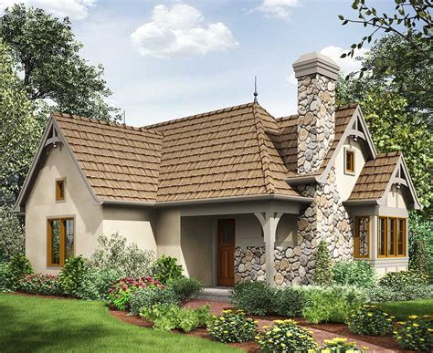 european cottage house plans architectural designs