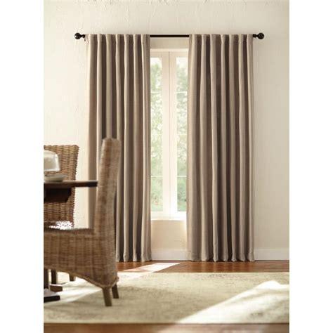 hdc home decorators home decorators collection semi opaque hdc velvet lined