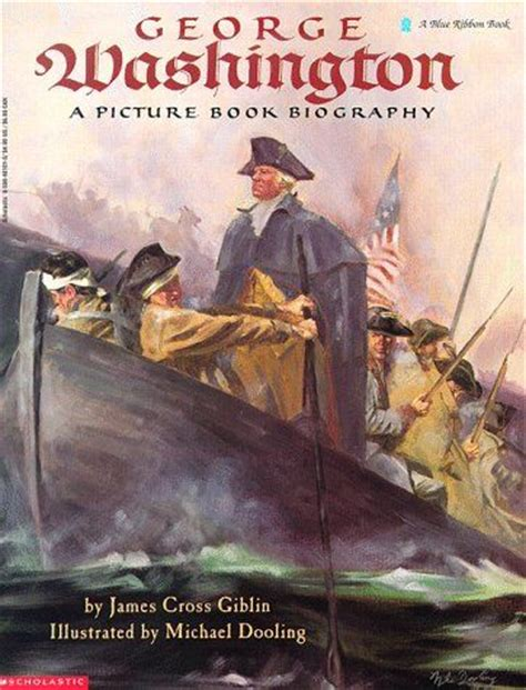 george washington picture book george washington a picture book biography now