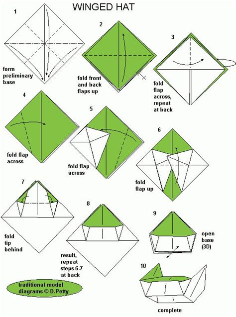 how to make an origami paper hat 17 best images about paper hats on traditional